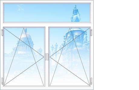 Металлопластиковое окно Киев