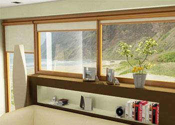 Рулонные шторы на пластиковые пвх окна жалюзи