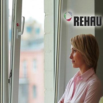 Купить окна Рехау (Rehau) в Киеве