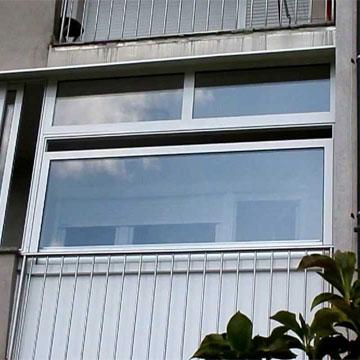 Металлопластиковые окна, балкон под ключ в Киеве.