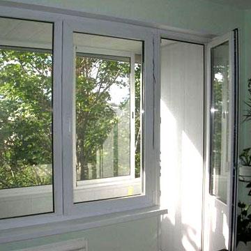Окна Rehau, отзывы, Киев.