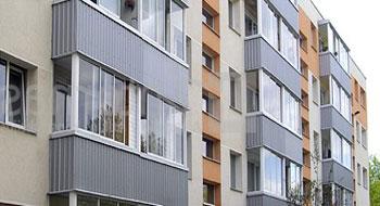 Винос балкона в Києві