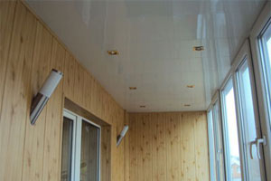 Дизайн балкона, балкони в Києві