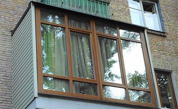 Французские балконы - остекление балкона во французском стиле