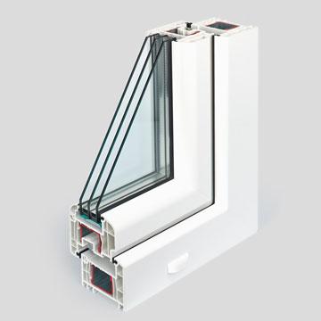 Німецькі профілі пластикових вікон - еталон якості