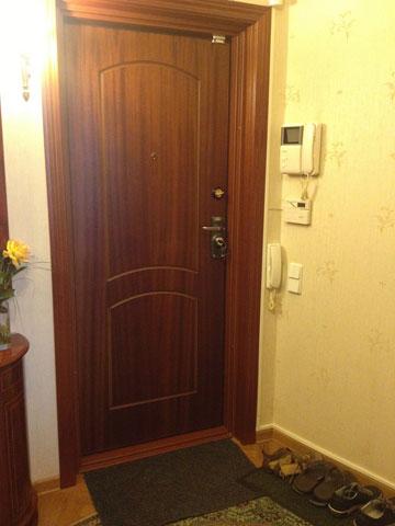 Металлические двери в Киеве для безопасности дома
