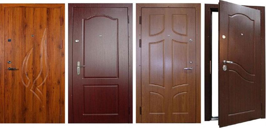 щербинка входные стальные двери